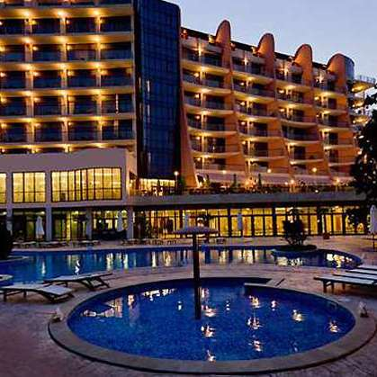 Бальнеолечение в Болгарии: отель  DoubleTree by Hilton Hotel Varna - Golden Sands , Золотые пески