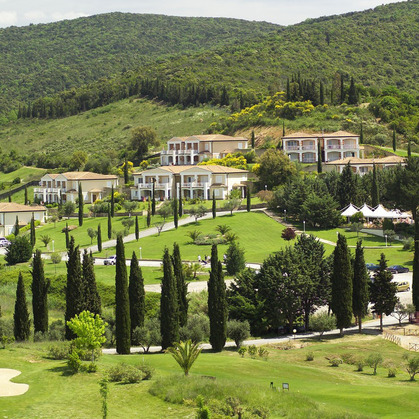 "Аюрведа в отеле ""Cordial Hotel & Golf Resort il Pelagone"" 4* Тоскана, Gavorrano, Toskana, Italy"
